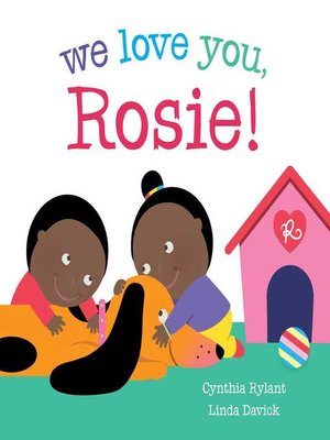 cover image of We Love You, Rosie!